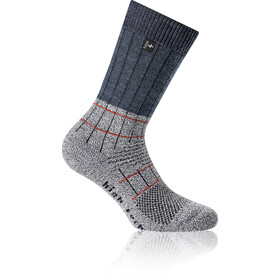 Rohner Fibre High Tech Socks Kids blue denim